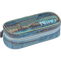 Nitro Pencil Case Mäppchen Frequency Blue