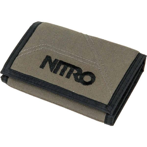Nitro Wallet Geldbeutel Smoke