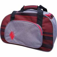 Nitro Duffle Bag XS Sporttasche Red Stripes 35 L
