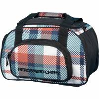 Nitro Duffle Bag XS Sporttasche Meltwater Plaid 35 L