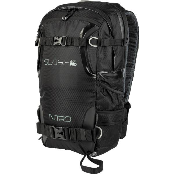 Nitro Slash 25 Pro Rucksack Jet Black New 25L