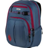 Nitro Chase Rucksack Blue Steel 35L