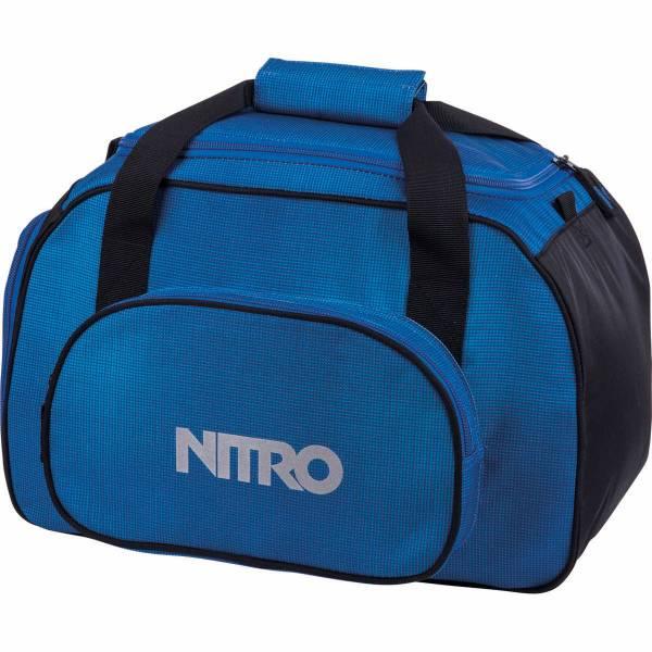Nitro Duffle Bag XS 35L Sporttasche Blur Brilliant Blue
