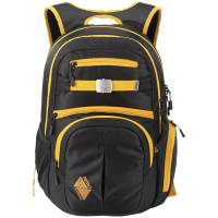 Nitro Hero Rucksack Golden Black 37L