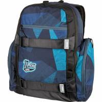 Nitro Local Rucksack Fragments Blue 27 L