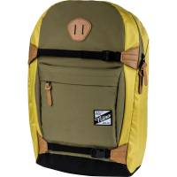 Nitro NYC Rucksack Golden Mud 24 L