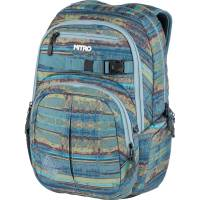Nitro Chase Rucksack Frequency Blue 35 L