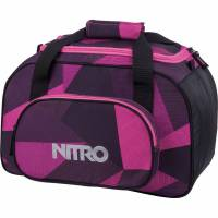 Nitro Duffle Bag XS Sporttasche Fragments Purple 35 L