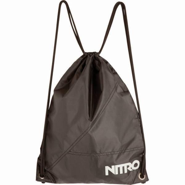 Nitro Sports Sack Sportsack Black