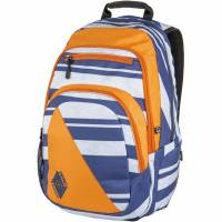 Nitro Stash Rucksack Heather Stripe 27 L