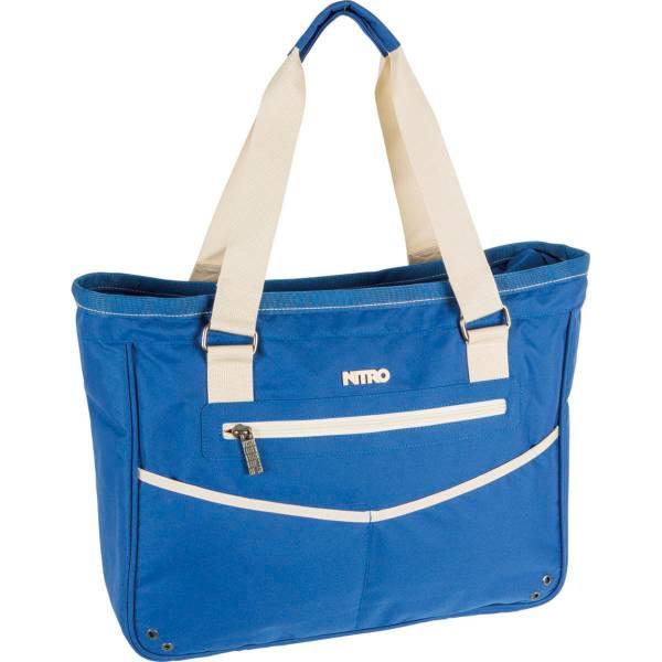 Nitro Carry All Bag 16L Handtasche Blue Khaki