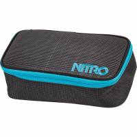 Nitro Pencil Case XL Mäppchen Blur Blue Trims