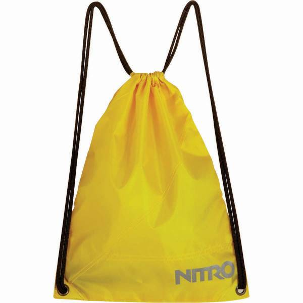Nitro Sports Sack Sportsack Lime