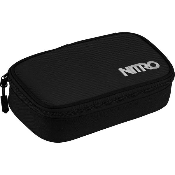 Nitro Pencil Case XL Mäppchen True Black