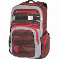 Nitro Hero Rucksack Red Stripes 37 L