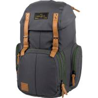 Nitro Weekender Rucksack Pirate Black 42L