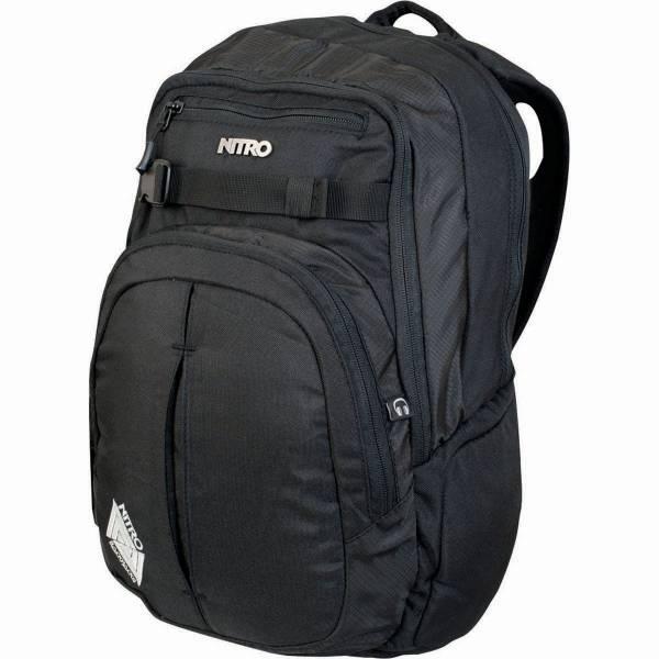 Nitro Chase 35L Rucksack Black