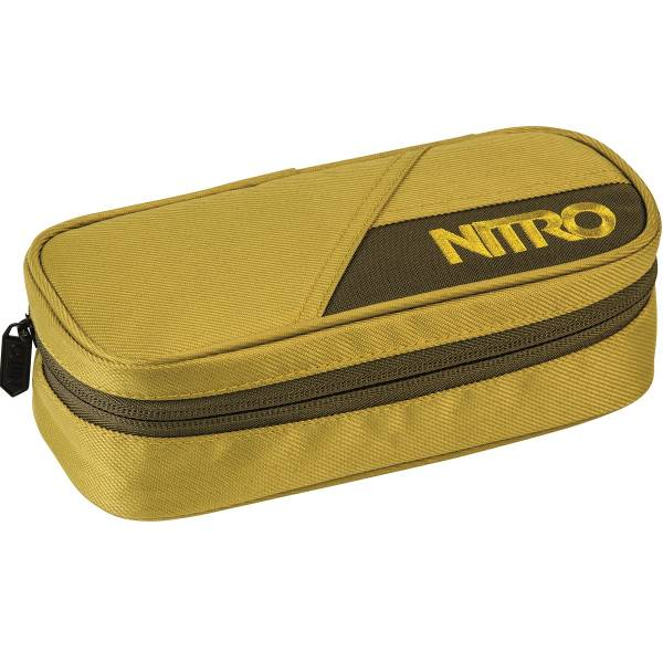 Nitro Pencil Case Mäppchen Golden Mud