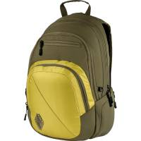 Nitro Stash Rucksack Golden Mud 27 L