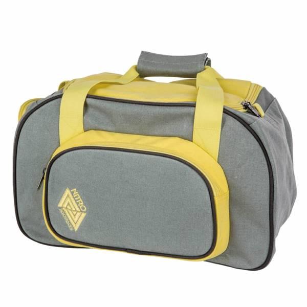 Nitro Duffle Bag XS Sporttasche Gunmetal 35 L
