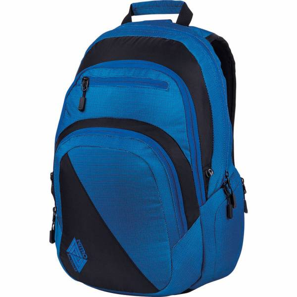 Nitro Stash 27L Rucksack Blur Brilliant Blue