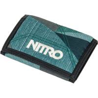 Nitro Wallet Geldbeutel Fragments Green