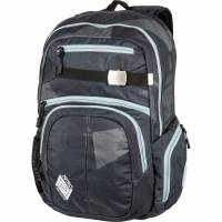 Nitro Hero Rucksack Fragments Black 37 L