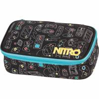 Nitro Pencil Case XL Mäppchen Gaming