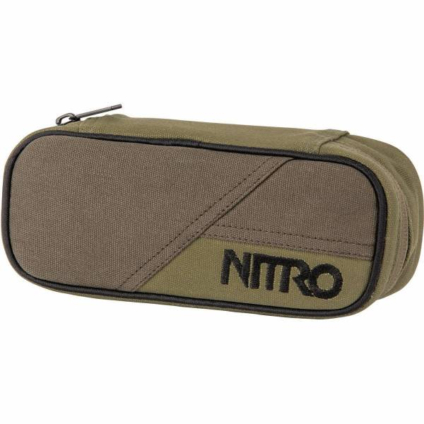 Nitro Pencil Case Mäppchen Smoke