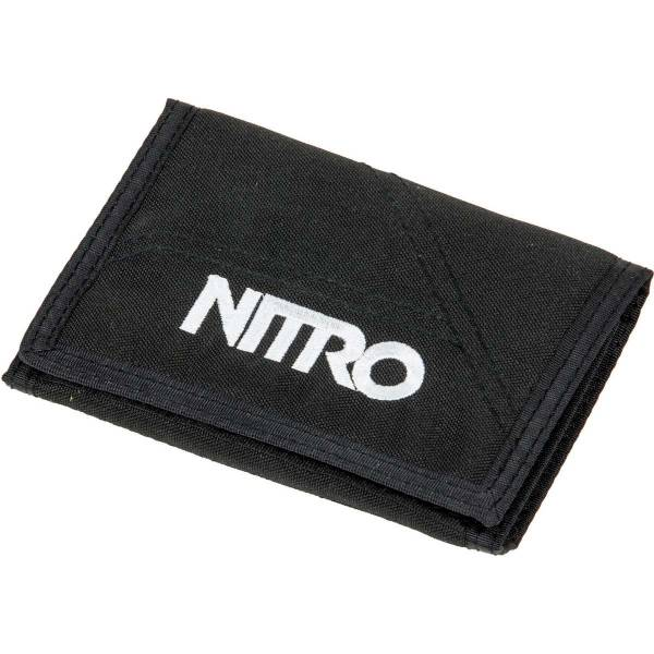 Nitro Wallet Geldbeutel Black