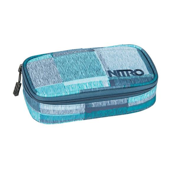 Nitro Pencil Case XL Mäppchen Zebra Ice