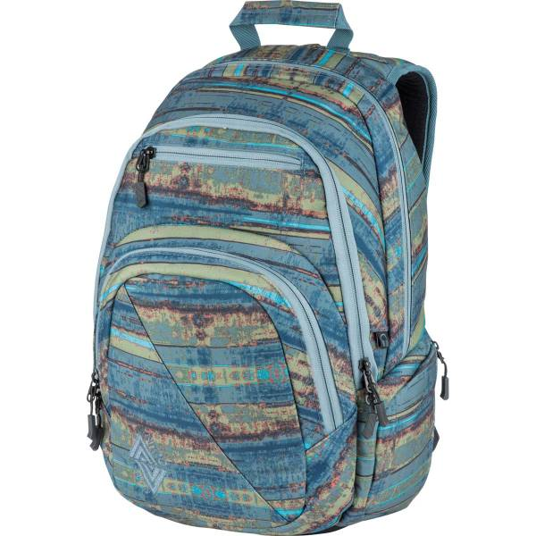 Nitro Stash Rucksack Frequency Blue 29L