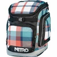 Nitro Bandit Schulrucksack Meltwater Plaid 37 L