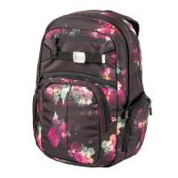 Nitro Hero Rucksack Black Rose 37L