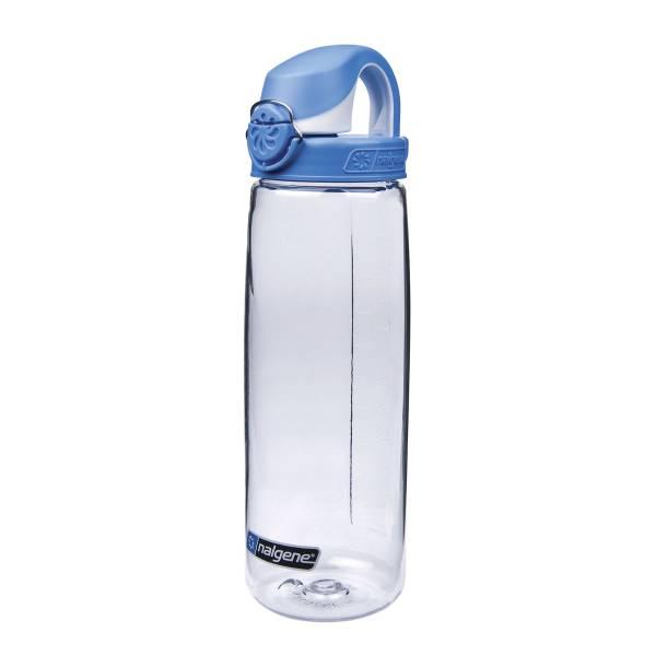 Nalgene Everyday OTF 0,65L Trink Flasche Transparent / Blue
