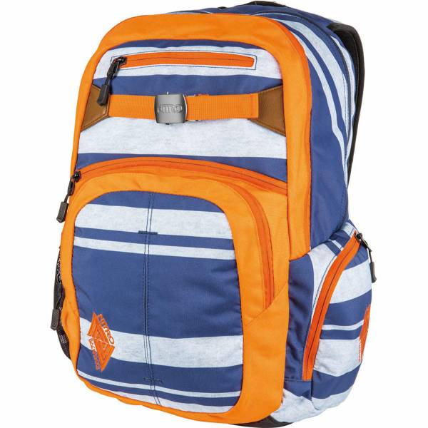 Nitro Hero 37L Rucksack Heather Stripe