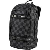 Nitro Aerial Rucksack Black Checker 27 L