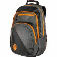 Nitro Stash Rucksack Blur Orange Trims 29 L