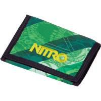 Nitro Wallet Geldbeutel Wicked Green