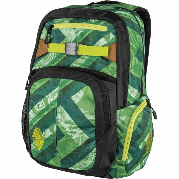 Nitro Hero 37L Rucksack Wicked Green