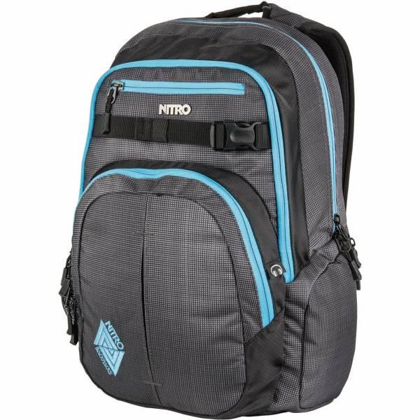Nitro Chase 35L Rucksack Blur Blue Trims