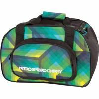 Nitro Duffle Bag XS Sporttasche Geo Green 35 L