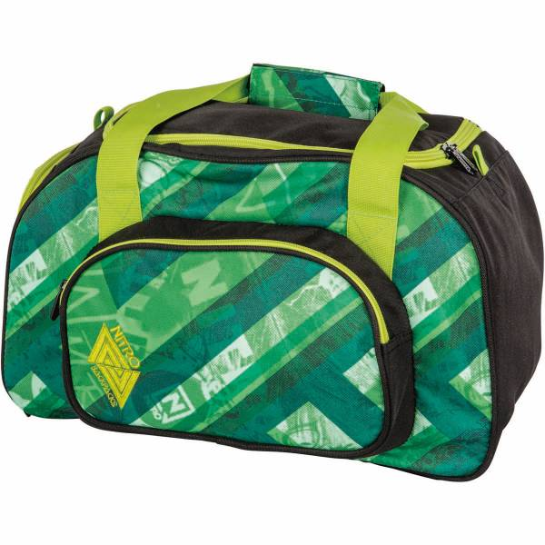 Nitro Duffle Bag XS 35L Sporttasche Wicked Green