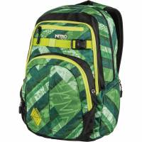 Nitro Chase Rucksack Wicked Green 35 L