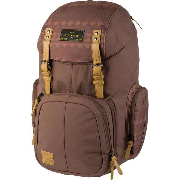 Nitro Weekender Rucksack Northern Patch 42L