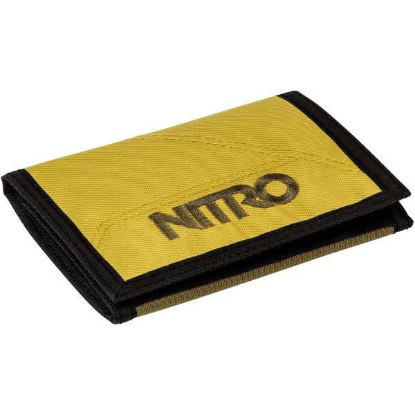 Nitro Wallet Geldbeutel Golden Mud