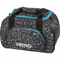 Nitro Duffle Bag XS Sporttasche Gaming 35 L