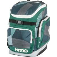 Nitro Bandit Schulrucksack Fragments Green 37 L