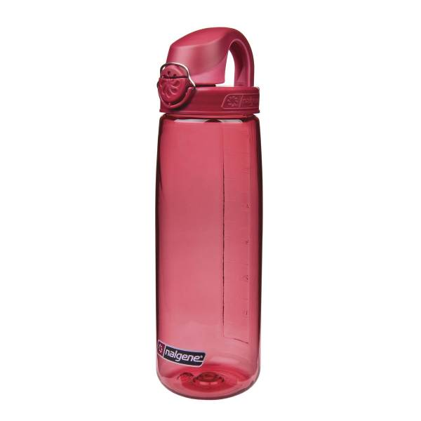 Nalgene Everyday OTF 0,65L Trink Flasche Red