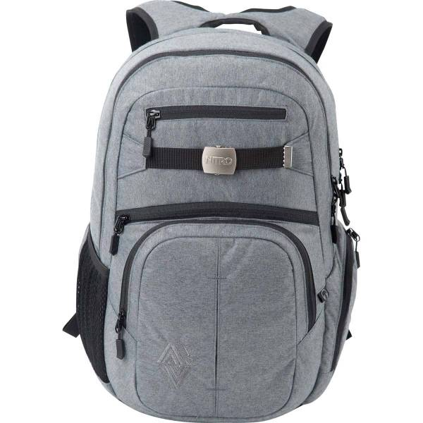 Nitro Hero Rucksack Black Noise 37L